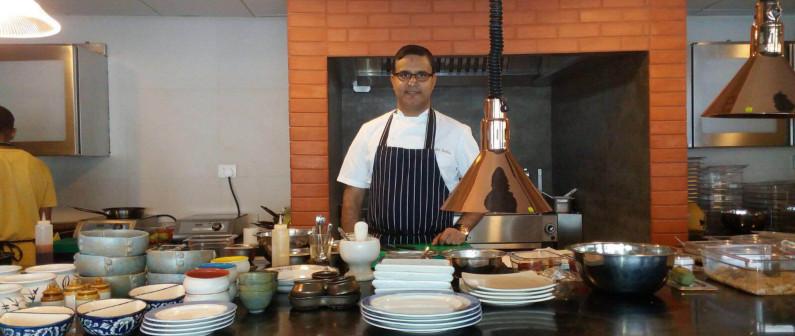 NRI, Atul Kochhar, Mumbai, Navi Mumbai, pork sausage, chicken liver