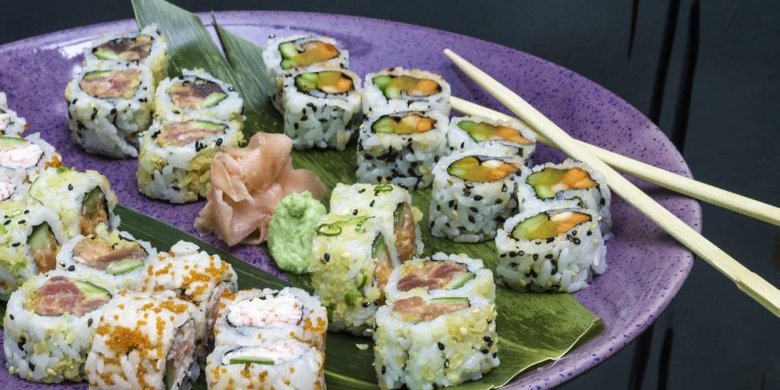 Sushi, Guppy by ai, Parul Pratap Shirazi, Sid Khullar