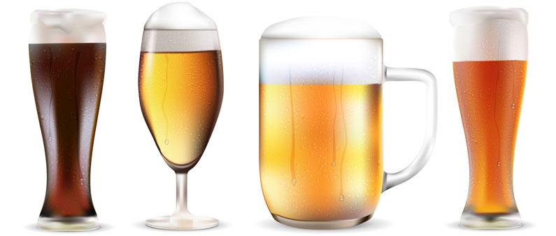 top 5 beers, india, IPA, indian pale ale, kingfisher, budweiser, corona, hoëgaarden, stella artois, chilled beer, child beer, summer beers, hops