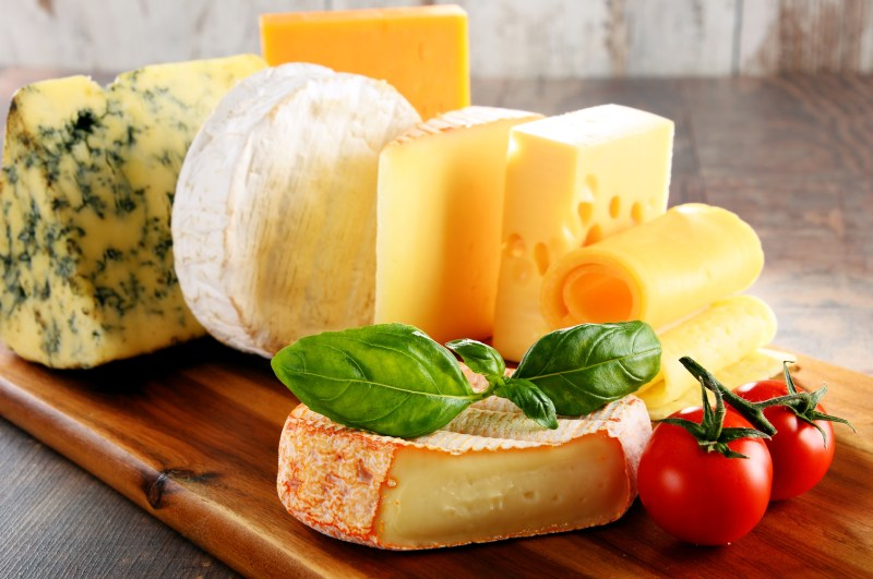 Different cheeses have different flavours, textures and melting properties and will bring new qualities to your sandwich.