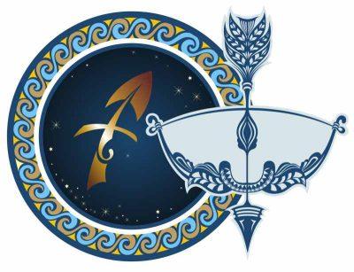 Zodiac signs - Sagittarius