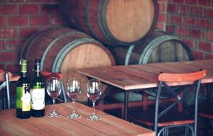 Wooden Cask, Wine, Kinvah