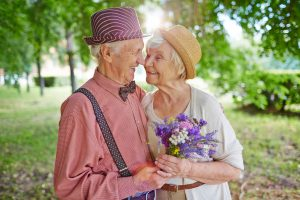 Couple, Elderly, Love, Relationship, Compatibility