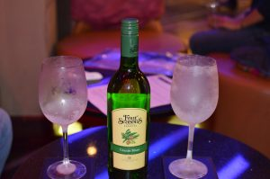 Chilled Wine Glasses, Four Seasons, Chenin Blanc
