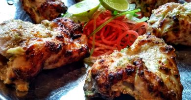 Lunches are Back at Singh Sahib