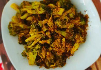 Kurkuri Besan Broccoli