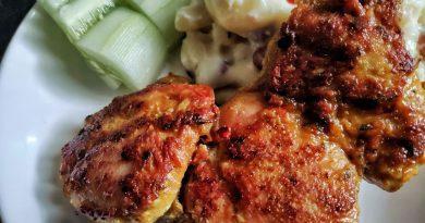Patiala Fried Chicken